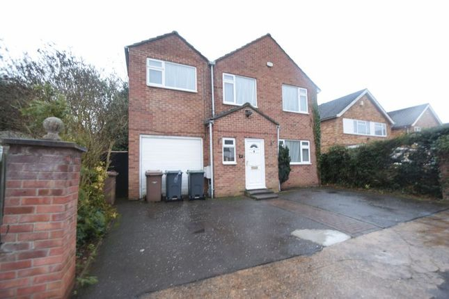 Thumbnail Detached house to rent in Malzeard Road, Luton