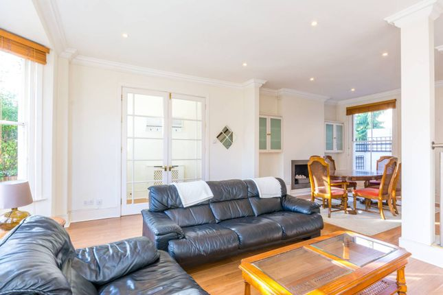 Thumbnail Semi-detached house to rent in Heathfield Gardens, Chiswick
