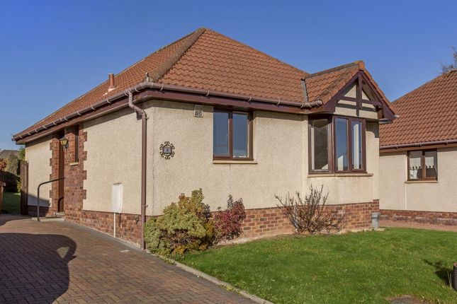 Thumbnail Detached bungalow for sale in 4 Rose Way, Bonnyrigg