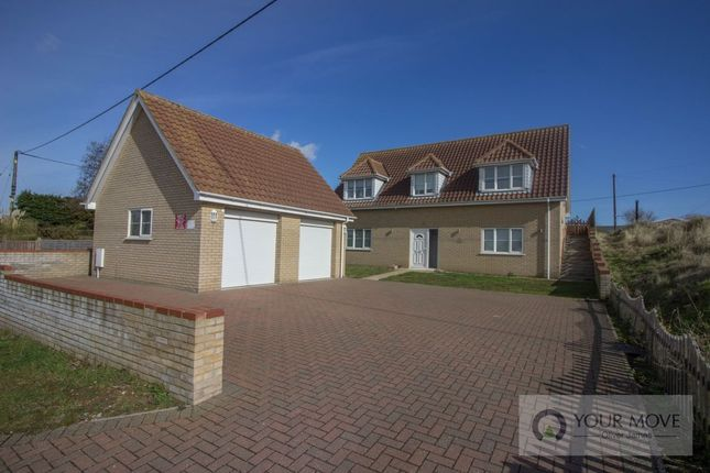 Thumbnail Detached house for sale in St. Marys Road, Hemsby, Great Yarmouth