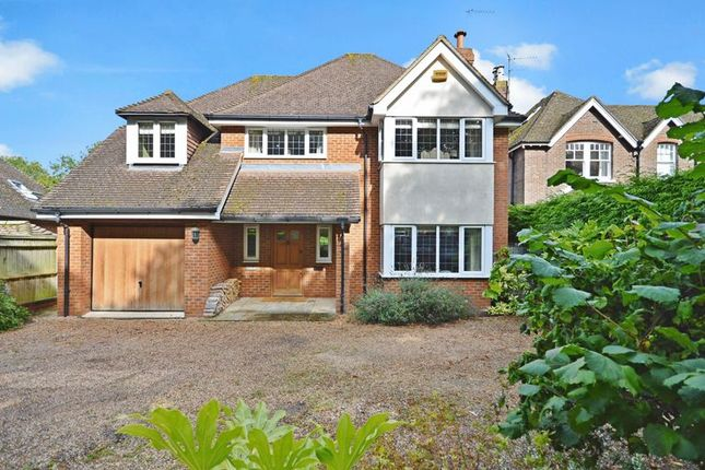 Thumbnail Detached house for sale in Dobbins Lane, Wendover, Aylesbury