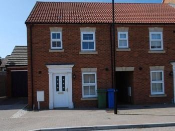 Thumbnail Property to rent in Monarch Drive, Kemsley, Sittingbourne