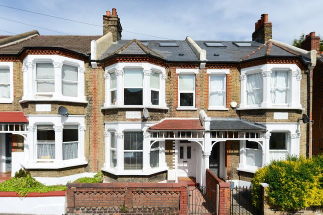 5 bed terraced house for sale in Hazeldon Road, Brockley, London