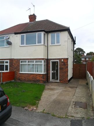 Thumbnail Semi-detached house to rent in Hardwick Avenue, Skegby, Sutton-In-Ashfield