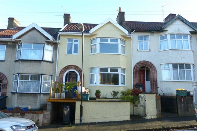 Thumbnail Terraced house for sale in Conway Road, Brislington, Bristol
