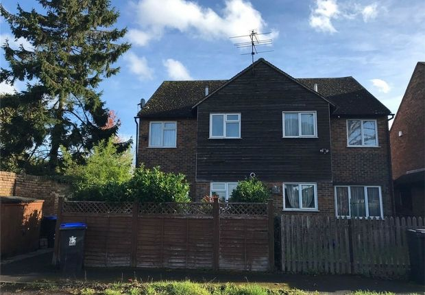 Thumbnail End terrace house to rent in Leas Court, Leas Drive, Iver, Buckinghamshire