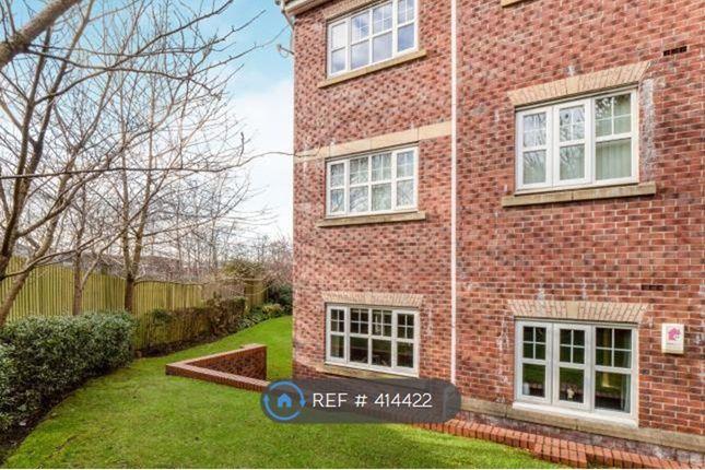 Exterior (Rear) of Ellesmere Green, Monton, Eccles, Manchester M30