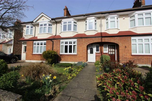 Thumbnail Terraced house for sale in Halstead Road, Winchmore Hill, London