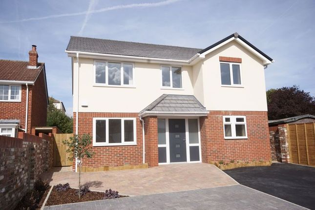Thumbnail Detached house for sale in Foster Road, Gosport