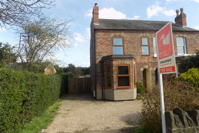 2 bed cottage for sale in Lowdham Road, Gunthorpe, Nottingham