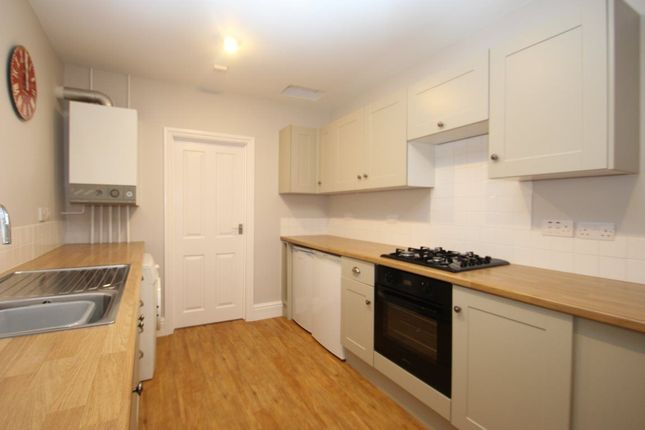 Thumbnail Terraced house to rent in Woodmancote Rd, Southsea