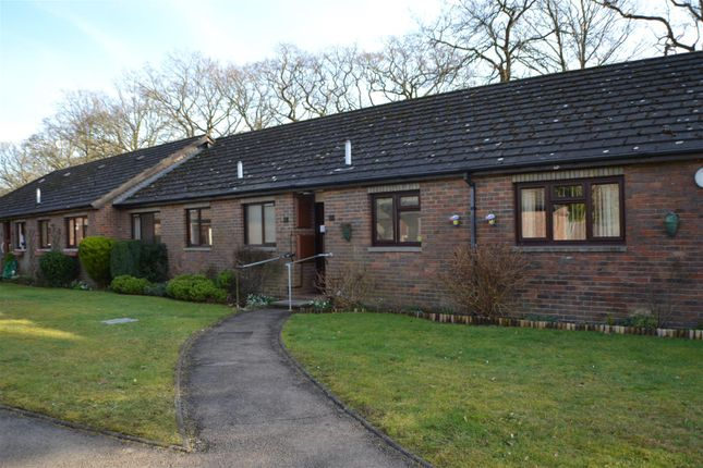 Thumbnail Terraced bungalow for sale in Silchester Road, Pamber Heath, Tadley