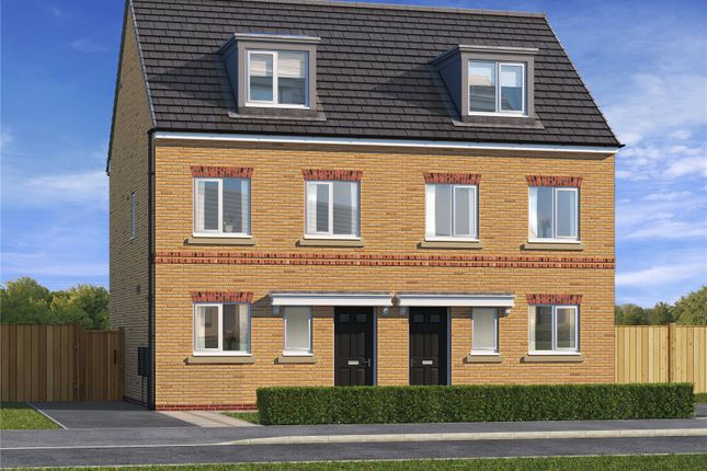 Thumbnail Semi-detached house for sale in Princess Drive, Liverpool, Merseyside