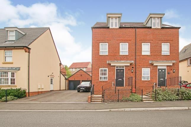 Front of Clayhill Drive, Yate, Bristol, South Gloucestershire BS37