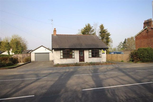 Thumbnail Detached bungalow for sale in Garstang Road, Barton, Preston