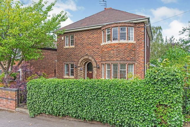 Thumbnail Detached house for sale in Rectory Gardens, Doncaster