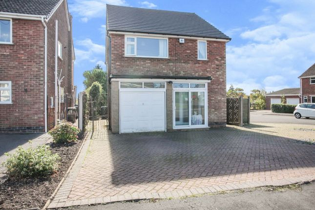 3 bed detached house for sale in Villa Crescent, Bedworth CV12
