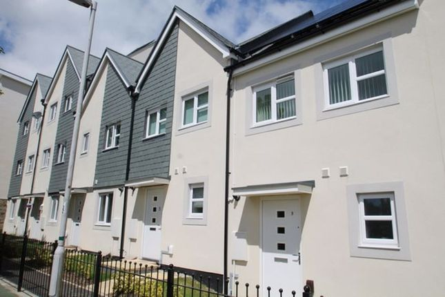 Thumbnail Property to rent in Olympic Way, Meadowlands, Plymouth