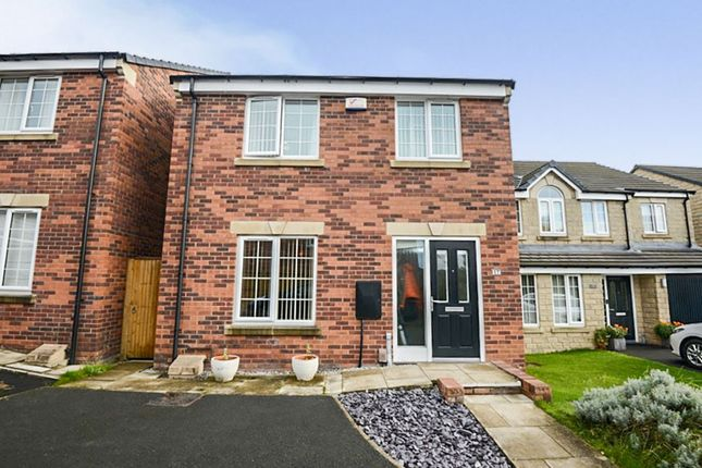 Thumbnail Detached house for sale in Newhall Gardens, Bradford