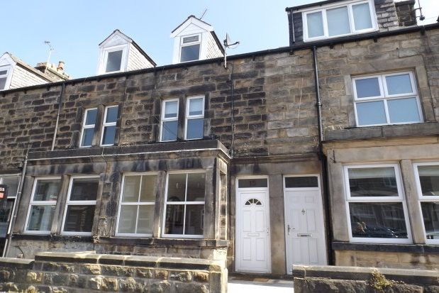 Thumbnail Terraced house to rent in Craven Street, Harrogate