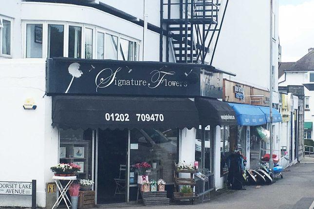 Thumbnail Retail premises to let in 288 Sandbanks Road, Poole