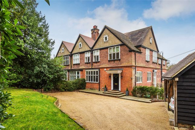 Thumbnail Property for sale in Swissland Hill, Dormans Park, East Grinstead, Surrey