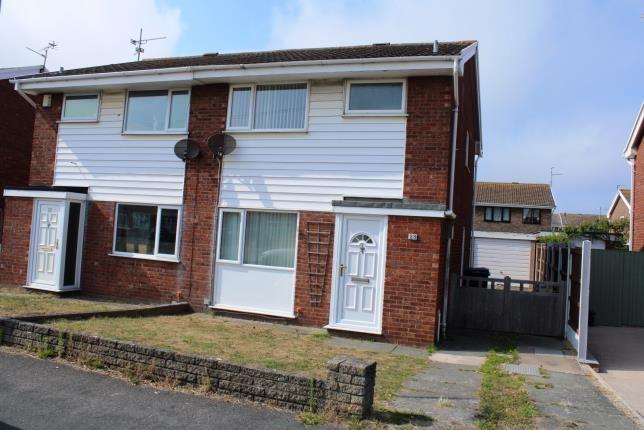 3 bed semi-detached house for sale in Grasmere Close, Prestatyn, Denbighshire, . LL19