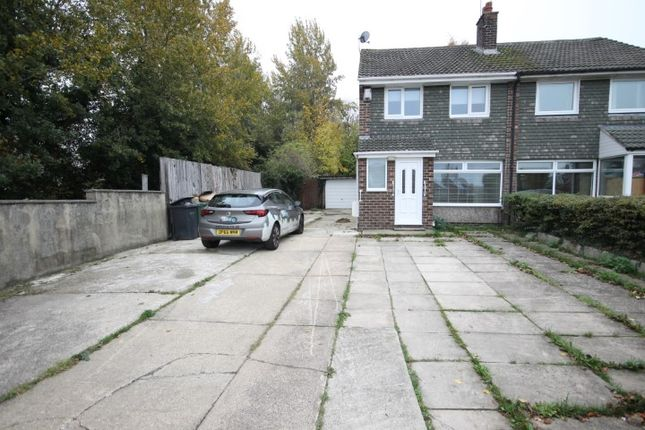 Thumbnail Semi-detached house to rent in Ninelands Lane, Garforth, Leeds