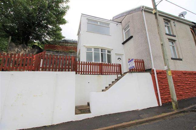 Thumbnail Semi-detached house for sale in George Street, Blaenllechau, Ferndale