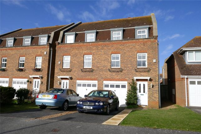 4 bed semi-detached house for sale in College Green, Eastbourne, East Sussex BN21