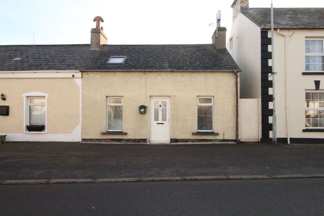 Thumbnail Terraced house to rent in High Street, Ballyhalbert, Newtownards
