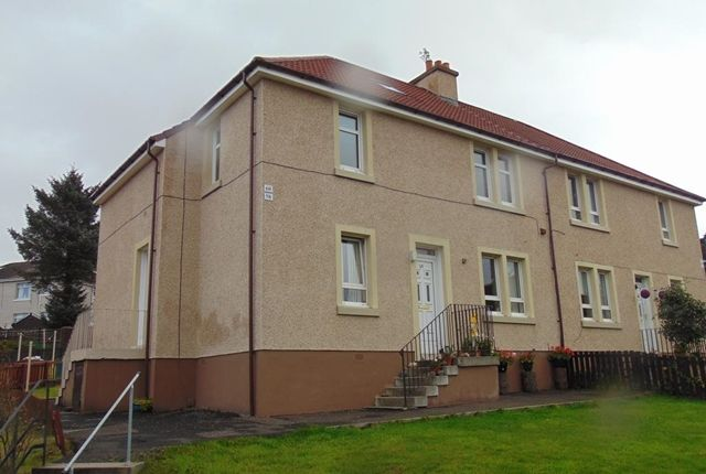Thumbnail Flat for sale in Broomfield Street, Airdrie
