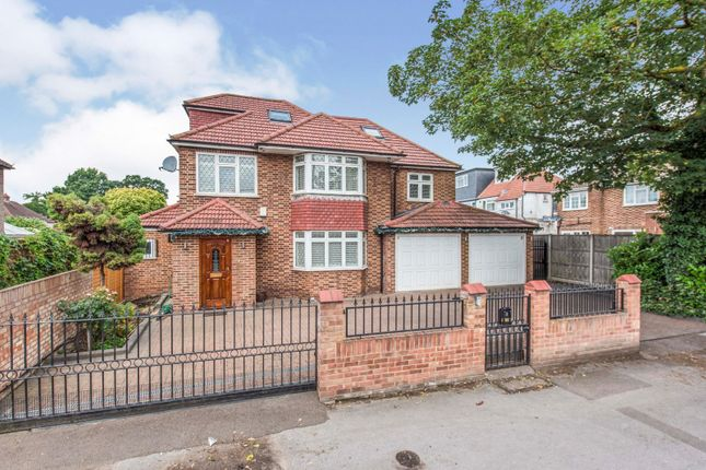 Thumbnail Detached house for sale in Runnymede Road, Whitton, Twickenham