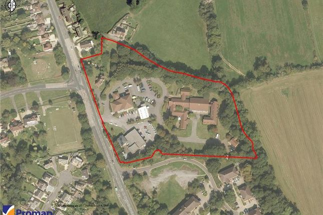 Thumbnail Commercial property for sale in Former Ambulance Service Training College, Malmesbury Road, Chippenham, Wiltshire, UK