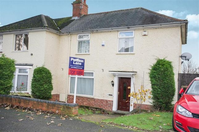 Thumbnail Semi-detached house to rent in Edgar Road, Kettering