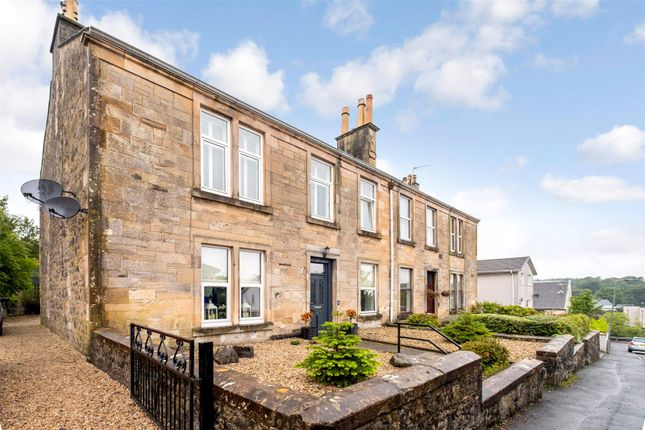 2 bed flat for sale in 2A Morton Terrace, Horsewood Road, Bridge Of Weir PA11