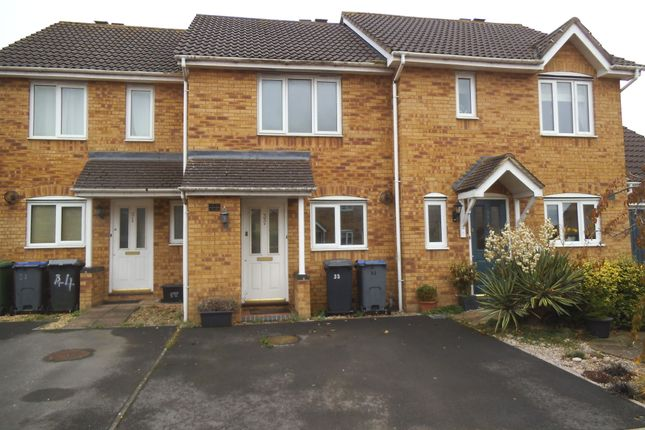 Thumbnail Terraced house to rent in Foxglove Drive, Hilperton, Trowbridge, Wiltshire