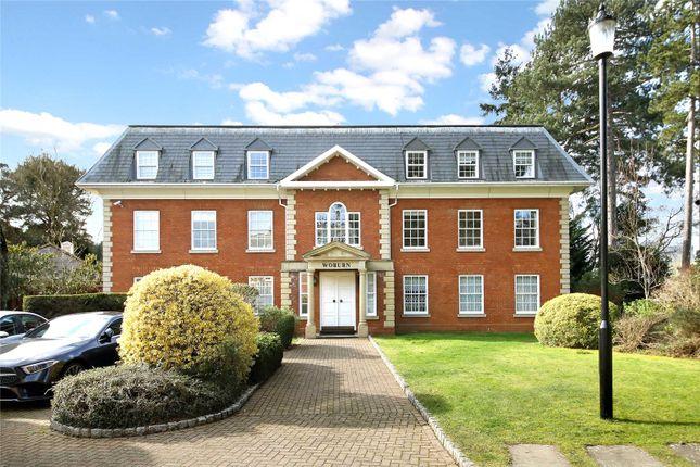Thumbnail Flat for sale in Woburn House, Cross Road, Sunningdale, Berkshire