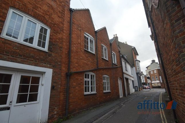 Thumbnail Flat to rent in Silver Street, Newport Pagnell