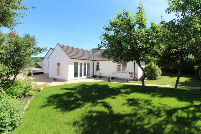 Thumbnail Detached bungalow for sale in Windy Ridge, Pontllanfraith, Blackwood