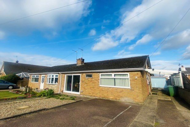 2 bed bungalow to rent in Sparhawk Close, Norwich NR7