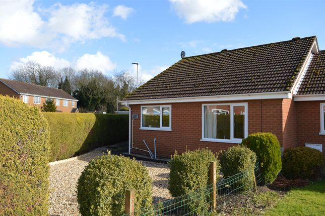 Thumbnail Semi-detached bungalow for sale in Bedford Drive, King's Lynn