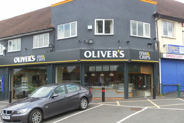 Thumbnail Restaurant/cafe for sale in 1-3 Perry Common Road, Erdington
