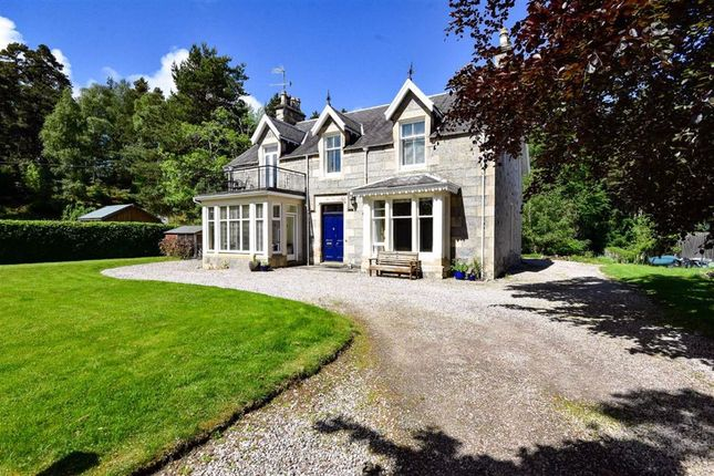 5 bed detached house for sale in Grantown-On-Spey PH26