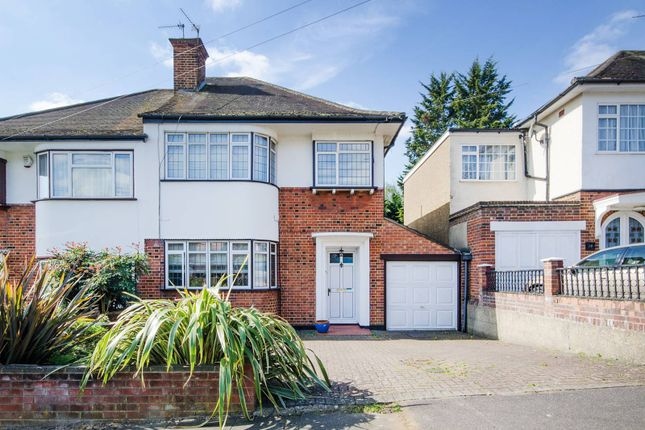 Thumbnail Semi-detached house for sale in The Ridgeway, North Harrow, Harrow