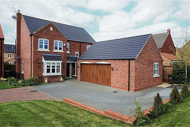 Thumbnail Detached house for sale in Runnymede Avenue, Hull