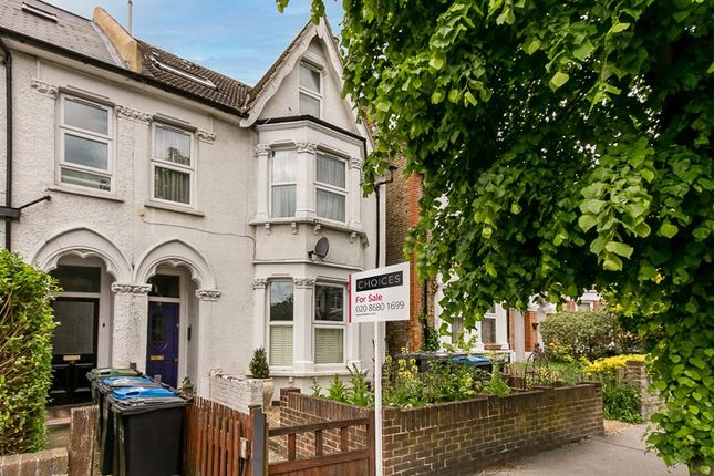 Thumbnail Flat for sale in Whitworth Road, South Norwood, London