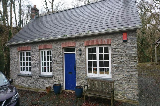 Thumbnail Cottage to rent in Cwarel Isaf, Creuddyn Bridge, Lampeter
