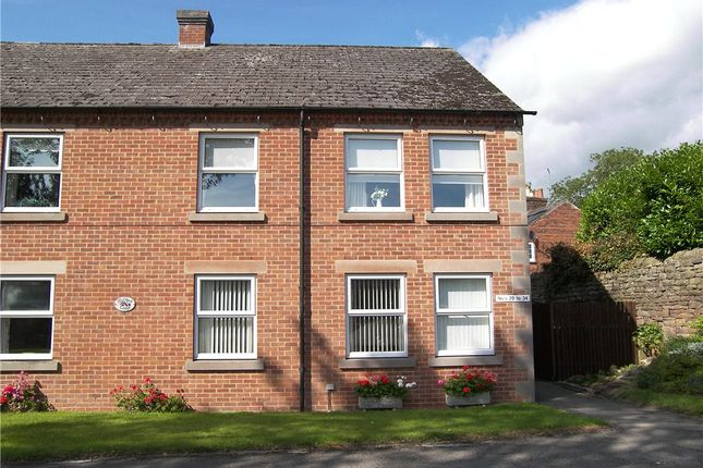 Thumbnail Flat for sale in Meadow Court, Bridge Street, Belper