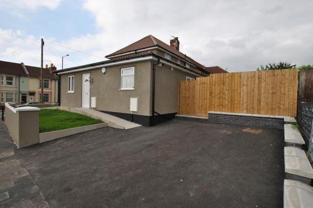 Thumbnail Semi-detached bungalow to rent in St. Johns Lane, Bedminster, Bristol